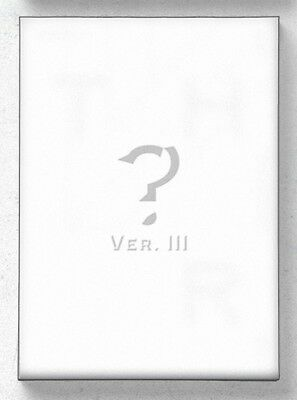MONSTA X 2nd Album [TAKE.1 ARE YOU THERE?] Ⅲ Ver CD+148p Photobook+2p Photocard