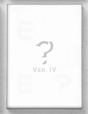 MONSTA X 2nd Album [TAKE.1 ARE YOU THERE?] Ⅳ Ver CD+148p Photobook+2p Photocard