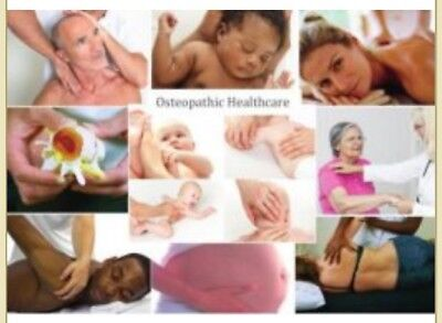 X250 Osteopathic Clinical Postcards (X25 of each)