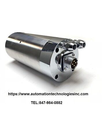 1500w 2HP Water Cooled CNC Milling Spindle,220V,4Bearing,ER11--USA Stock