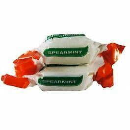 Sugar Free Spearmint Chews Diabetic Sweets - Wedding / Party Royale