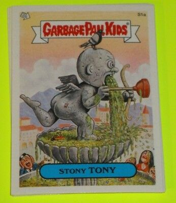 2004 Garbage Pail Kids ANS2 All New Series 2 Scratch N Stink Complete Set NM