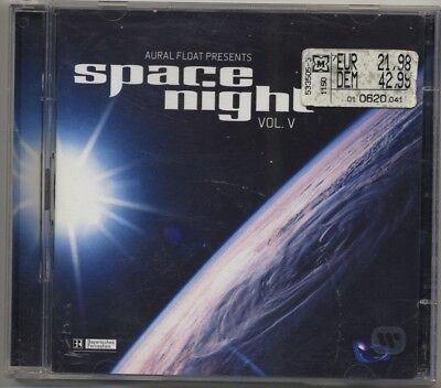 2CD Various Artists - Space Night Vol. V MASSIVE ATTACK..NIGHTMARES ON WAX...