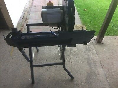 Einhell Log Saw in good condition
