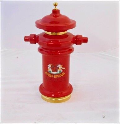 Draft beer tower, ceramic, fire hydrant, pumphouse