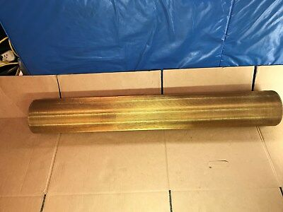 "Vintage Chase Brass & Copper Co. 42"" Bronze Screen Wire (New Old Stock)"