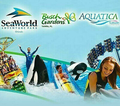 Seaworld Orlando Florida 3 Day Ticket Savings  A Promo Discount Tool