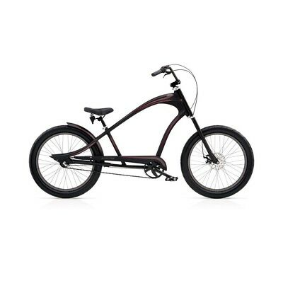 Bicicletta Electra Revil Hydroform3ii Disc Cruiser Chopper Custom Bike Alluminio