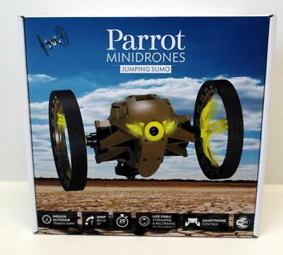 Parrot Jumping Sumo Minidrone WiFi, Wide Angled Kamera