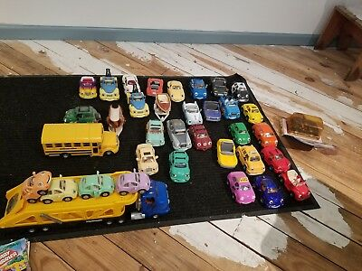 Huge Wholesale Lot of 34+ New and Used Chevron Collectible Cars and Accessories