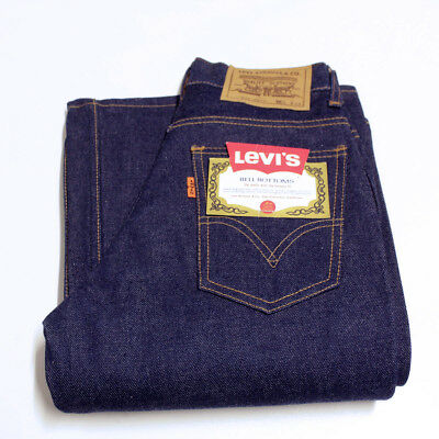 Levi's 646 Bell Bottom Jeans Red Label W26 L36