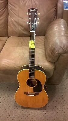 Vintage 1968 Gibson B 25V Acoustic Guitar FREE Shipping