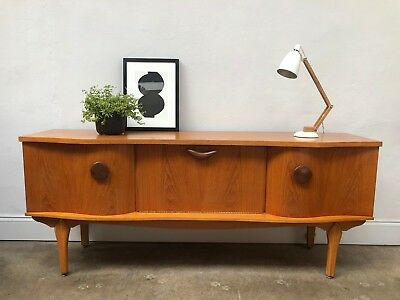 Vintage 60s Beautility Teak Sideboard. Danish Retro G Plan. DELIVERY AVAILABLE