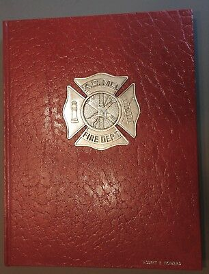 Kansas City Missouri Fire Department History & Yearbook 304 Page Hardback
