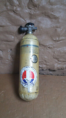 Survivair SCBA 30-Minute Luxfer Air Tank 4500psi, retired Fire Rescue Paintball