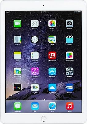 Apple iPad Air 2 16GB, Wi-Fi, 9.7in - Silver (Open Box) MGLW2LL/A