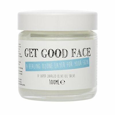 Get Good Face - Huile d'olive ozonisée - 100ml - whytheface