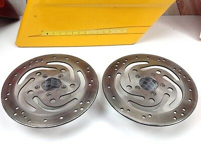 """Genuine Harley Front Brake Rotors 00-07 Touring, Softail, Dyna Dual Disk 11.5"""""""