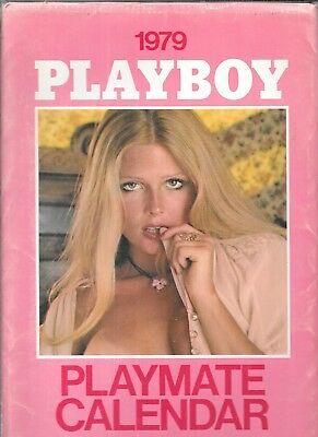 Playboy Playmate 1979 Calendar (Fn) With Outer Sleeve