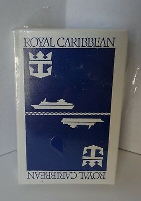 Vintage Royal Caribbean Playing Cards SEALED New In Package