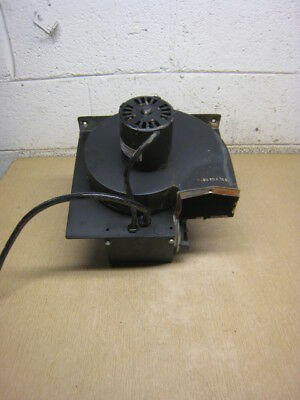 Bradford White 7021-10844 239-40614-00D W6 Water Heater Draft Inducer Motor Used