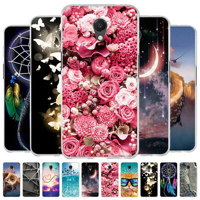 Ultra Thin Soft TPU Case For Meizu M6T/M6 Note/M5C/M3S Rubber Silicon Back Cover