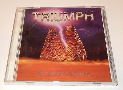 In the Beginning   Triumph (CD, TRC Distribution)  TRCD 6201 TRMD 6201
