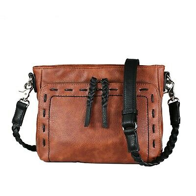 ef22dc9d68be CONCEALED CARRY SKYLAR Gun Organizer by Lady Conceal, Locking Holster CCW  Purse