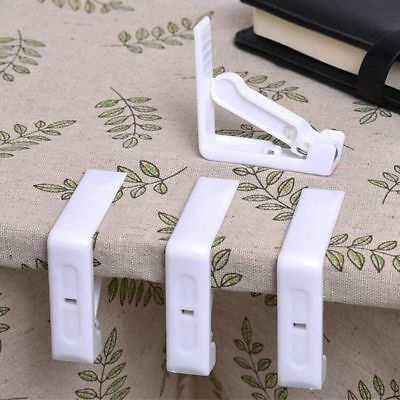 Home cloth table skirt clip wedding party picnic gripper tablecloth clip