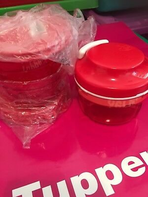TUPPERWARE TURBO CHEF & TWIN Storage Containers & Free Gift RRP $118+