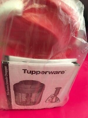 TUPPERWARE TURBO CHEF Herb Smart Chopper 730ml BNIB