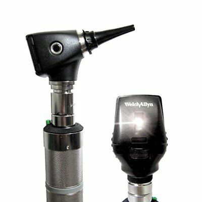 Welch Allyn Professional Diagnostic Set with C-Cell Handle