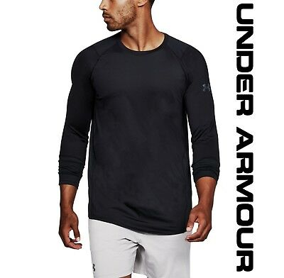 c003ab9661d134 Under Armour Men s Long Sleeve Shirt MK-1 Sport Tee T-Shirt Herren 1306431