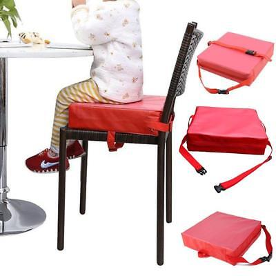 Detachable Adjustable Kids Dining Chair Booster Cushion Seats For Baby Chairs