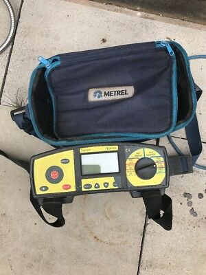 Metrel Easitest Multifunction Tester  - Spares / Repairs Only