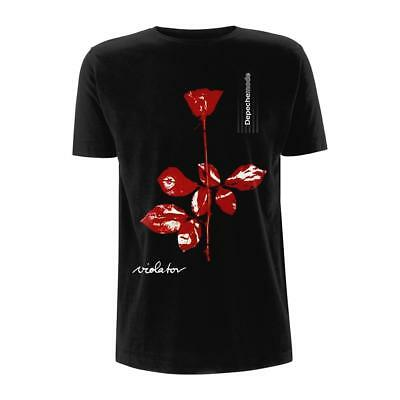 Official Licensed - Depeche Mode - Violator T Shirt Rock Electro