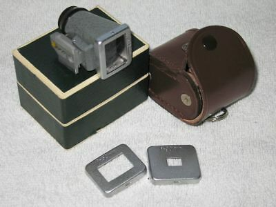 35,55,90 mm viewfinder for ALTIX .