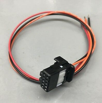 Excellent 10 Pin Pigtail For Gentex 313 453 Homelink Or Hl Compass Mirror Wiring Database Mangnorabwedabyuccorg