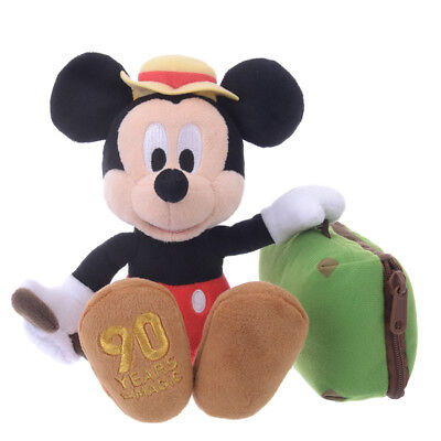 Nwt mickey mouse 90th plush film collection the band concert japan disney store - Disney store mickey mouse ...