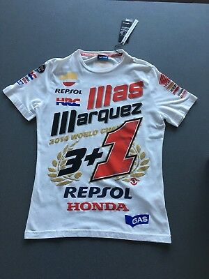 Mas Marquez T-shirt  riepilogativa World Champion 2014