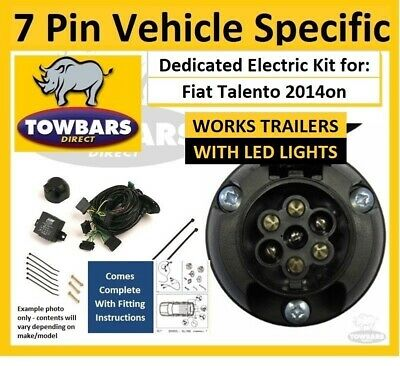 Super 7 Pin Towbar Wiring Kit For Mercedes X Class 2018On Pick Up Wiring Digital Resources Operbouhousnl