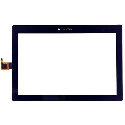 Lenovo TAB 3 TB-X103F Tablet Touch Screen Digitizer Glass Lens Black Replacement