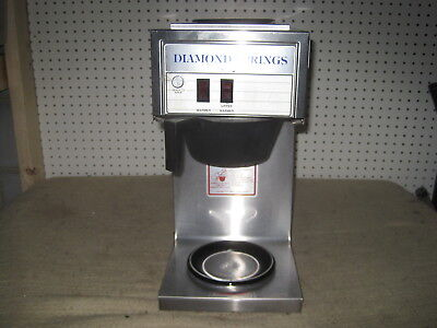 Bloomfield 8543 Koffee King Commercial Pour Over Coffee Brewer Machine Cafe Bunn