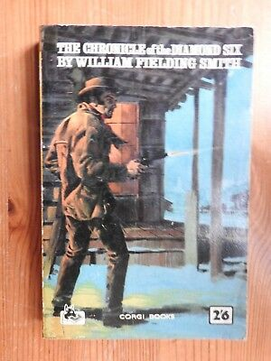 The Chronicle of the Diamond Six - Fielding Smith Corgi western PB (1961)