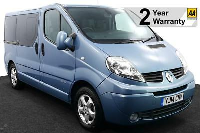 2014(14) RENAULT TRAFIC 2.0 DCi SPORT 5 SEATS WHEELCHAIR ACCESS ~ CHAIRLIFT