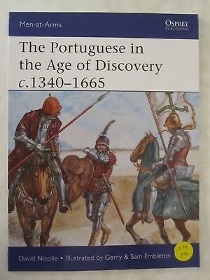 Osprey Men at Arms 484: The Portuguese in the Age of Discovery c.1340–1665