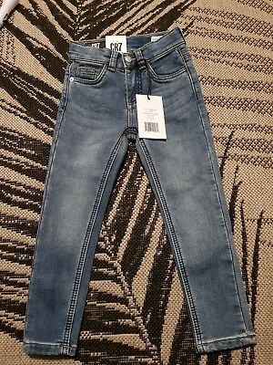 Cr7 Jeans (Cristiano Ronaldo), Age 4 Years, Standard Fit, Light Blue, **bnwt**