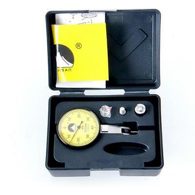 Lever Dial Indicator 0-0.8mm Dial Gauge 0-0.2mm Small Dial Indicator ID Table