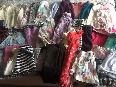 GIRL 2-3 Year CLOTHES BUNDLE
