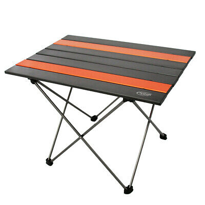 Folding Aluminum Alloy Table Portable Outdoor Picnic Party Dining Camp Table